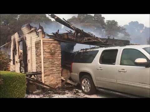Santa Rosa Tubbs Fire Fountaingrove