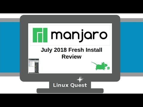 My Manjaro KDE Journey After Three Weeks - Naijafy