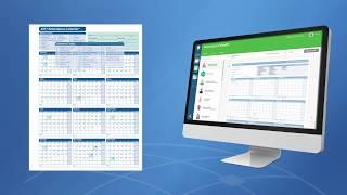 Attendance Calendar Smart App video