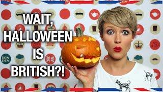 Why Halloween's Really British - Anglophenia Ep 41