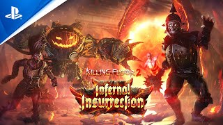 Killing Floor 2 - Infernal Insurrection Announcement Trailer | PS4
