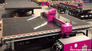 Automatic Glass Cutting Machine