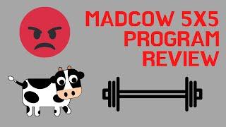 Madcow 5x5 Program Review
