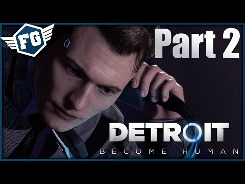 ANDROID ZABIJÍ - Detroit: Become Human #2
