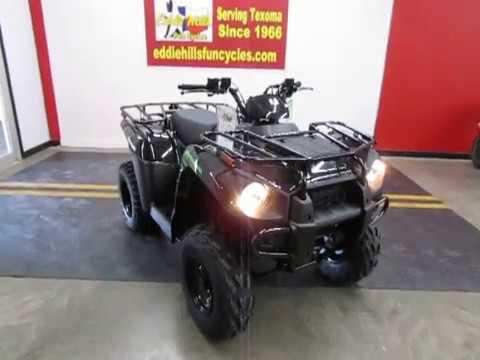 2020 Kawasaki Brute Force 300 in Wichita Falls, Texas - Video 1
