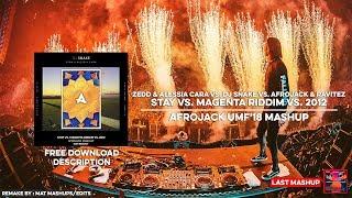 Afrojack - Stay x Magenta Riddim x 2012 (Afrojack Mashup) [MAT Reboot]