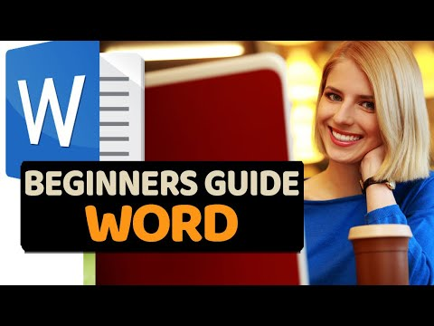 Beginners Guide to Microsoft Word – [2018 Tutorial] – Quick Tour  – [19 minutes]