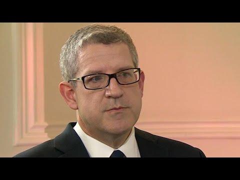 U.K. intelligence chief addresses terror threat