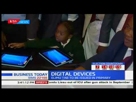 Digital Devices: JKUAT unveils devices for schools