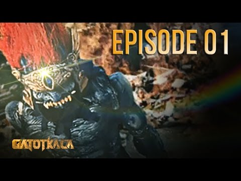 GATOTKACA : The Living Myth -  Ep. 01 Prologue