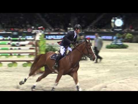 Emerald - Bordeaux CSI5* GP 2016 Jump Off