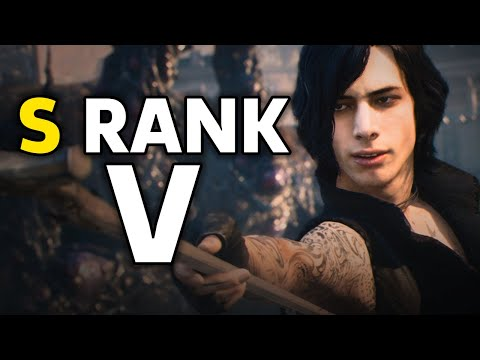 10 Minutes Of S Rank Devil May Cry 5 V Gameplay