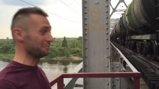 Kirishi - Train bridge