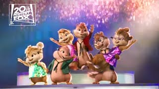 Alvin and the Chipmunks | Chipmunks & Chipettes - BAD ROMANCE Music Video | Fox Family Entertainment