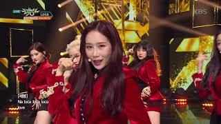 뮤직뱅크 Music Bank - LOCA - FAVORITE(페이버릿).20190118