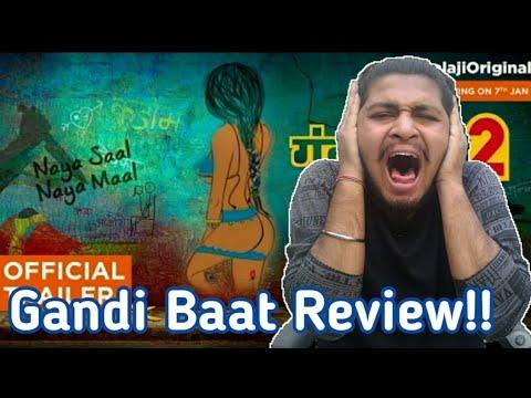 Gandi Baat Season 2 AltBalaji Web Series | All Episodes