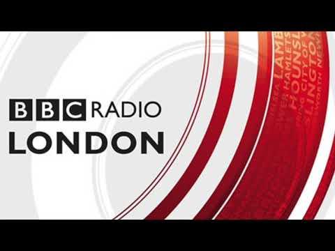Ksenija Pavlovic Mcateer for BBC Radio London: Trump is afraid of John Bolton
