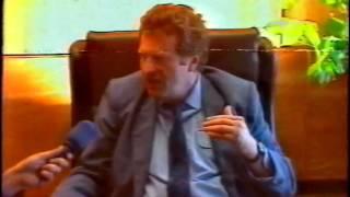 """Жириновский в 1991 году припечатал """"демократов""""-путчистов"""