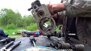 самостоятельный ремонт ТНВД трактора МТЗ 82//топливщиков в расход