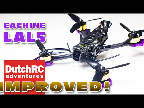Update on the Eachine LAL5 (it\'s now a bit better)