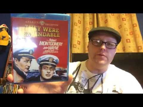 The Blu-Review: John Wayne Collection Overview