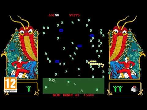 Видео № 0 из игры Atari Flashback Classics vol. 2 [PS4]
