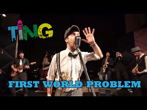 Ting - TiNG - First World Problem [Official Video] - Balkan Electro Swi