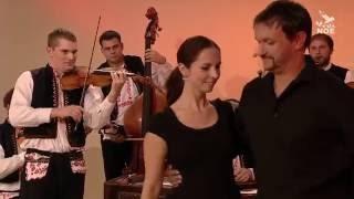 Harafica a Kunovjan - Folklorní tančírna - Uherskohradištsko - TV Noe - U nás