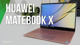 Matebook X, ¿el Macbook Windows?
