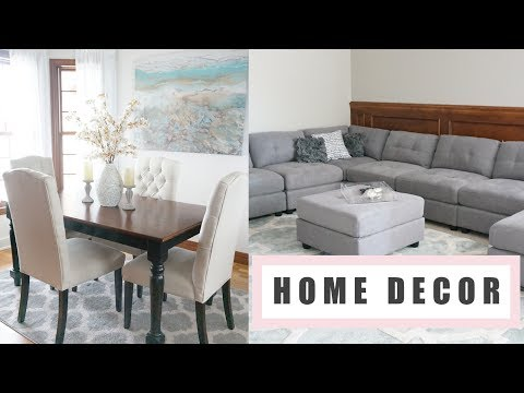 Home Decor Haul + Updates | BBW, Well Woven, HomeGoods, TJ Maxx
