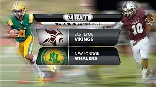 Full replay: East Lyme at New London football