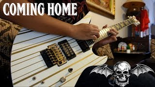 Avenged Sevenfold - Coming Home Guitar Cover HD (Instrumental)