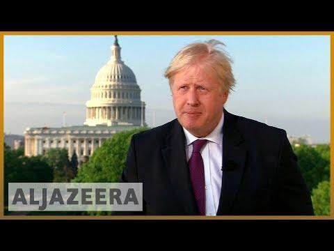 🇺🇸 'Don't walk away': Boris urges Trump to stay in 🇮🇷 Iran nuclear deal   Al Jazeera English