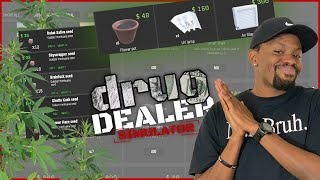 We Are Finally Growing Our Own Weed! (Drug Dealer Ep.18)