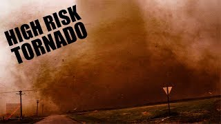 High Risk Day Tornado Mangum Oklahoma May 20, 2019