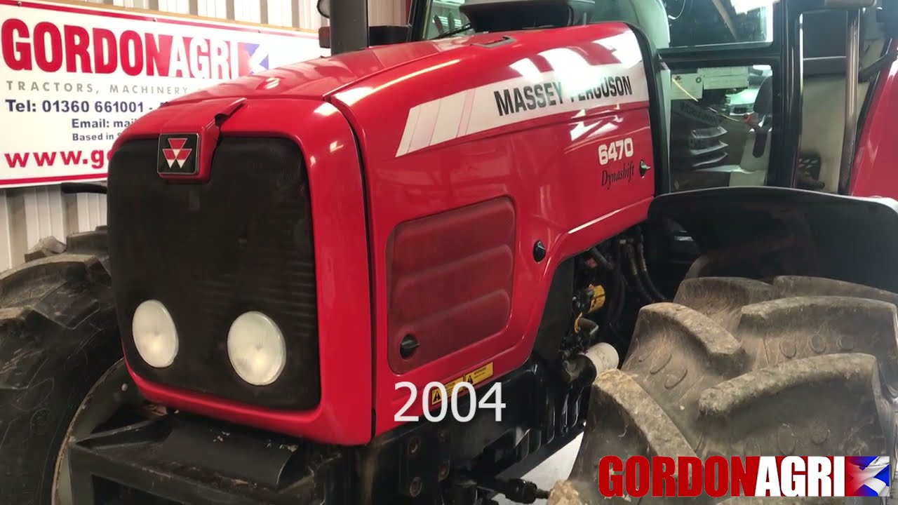 Massey Ferguson 6470 4WD