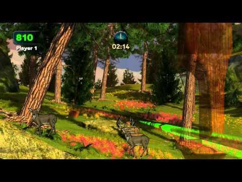 Cabela's Adventure Camp - Gameplay