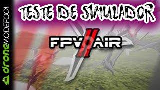 FPV Air 2: Simulador de 10 reais da Steam