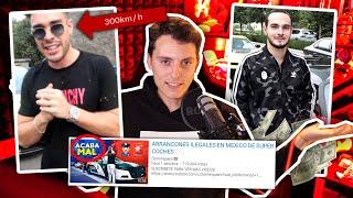 Dominguero criticado por Grabar Arrancones en CDMX-Wefere NEWS