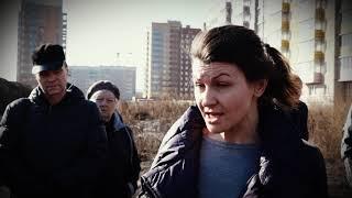 """Программа """"Актуально"""" на 8 канале № 1240 """"Дольщики готовы объявить голодовку"""""""
