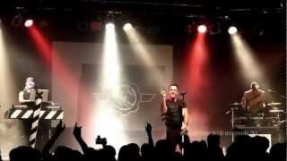 Funker Vogt - Subspace - Live 29.09.2012 Leipzig, Dark Flower Live Night 3