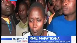 Mwili wa mfanyikazi wa shamba la maua umepatikana
