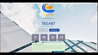 Elektracoin ICO lending like Bitconnect