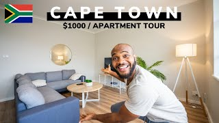 What $1000 Per Month Gets You in Cape Town, South Africa.