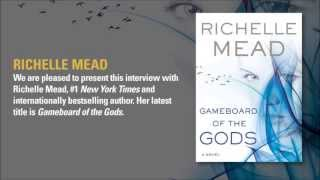 Райчел Мид, Author Interview: Richelle Mead