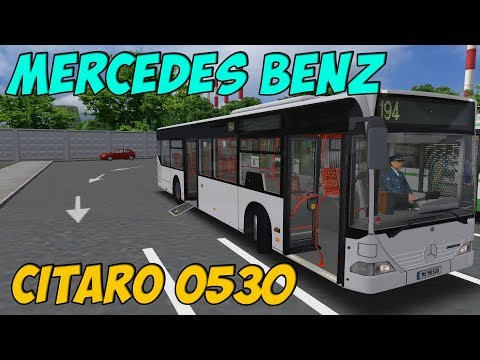 OMSI 2 - Mercedes-Benz O530 GGG Citaro Tri-Articulated Bus
