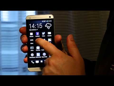 Youtube Video HTC One M7 32GB in brilliant gold