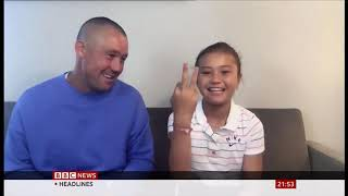 Sky Brown 'lucky to be alive' after skateboard accident (USA/(UK)) - BBC News - 15th June 2020