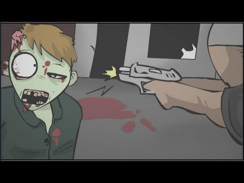 OMFG! ZOMBIES!! (Cartoon) [EP#02]