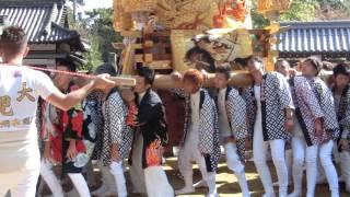 住吉神社(中尾) 秋祭り